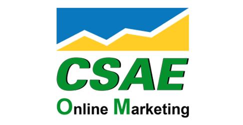 Logo CSAE Online Marketing